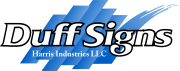 Duff Signs Logo